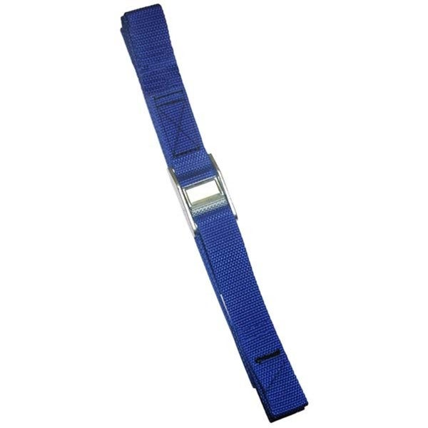 CLC Work Gear WS10 10-inch Blue Strap-It Tie-Down Straps