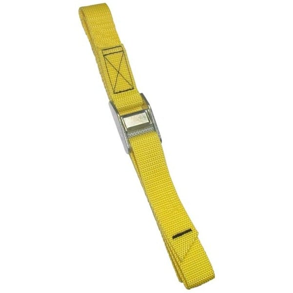 CLC Work Gear WS04 4-inch Yellow Strap-It Tie-Down Straps