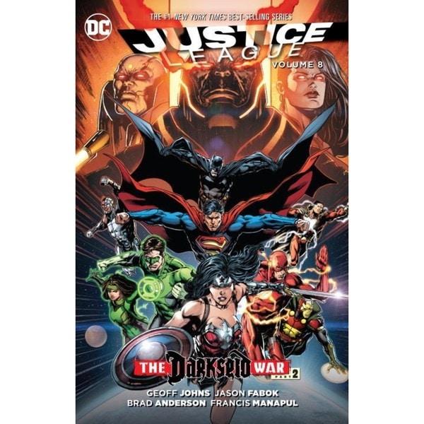 Justice League 8: Darkseid War (Paperback) 18038415