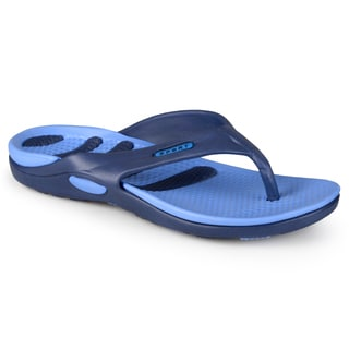 Vance Co. Men's Casual Lightweight Flip Flop Sandals