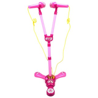 Velocity Toys My Musical Princess Toy Stand Up Dual Microphone Play Set