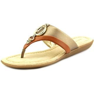 Bandolino Women's 'Jo' Synthetic Sandals