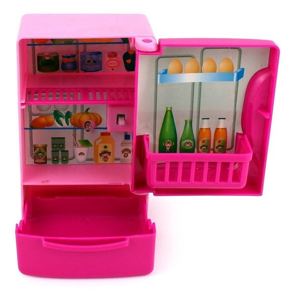 Velocity Toys Mini Dream Kitchen Toy Kitchen Playset with Accessories
