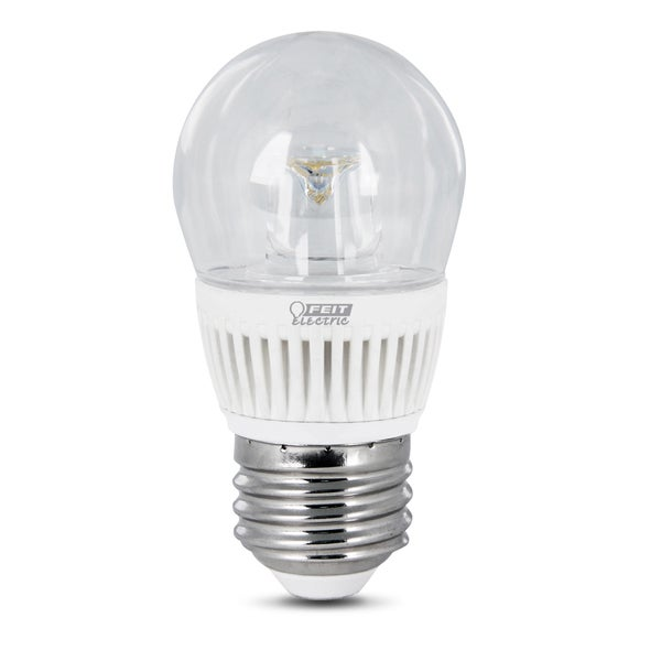 Feit Electric BPA15CLDMLED 4.8 Watt A15 Clear Dimmable Performance LED Bulb