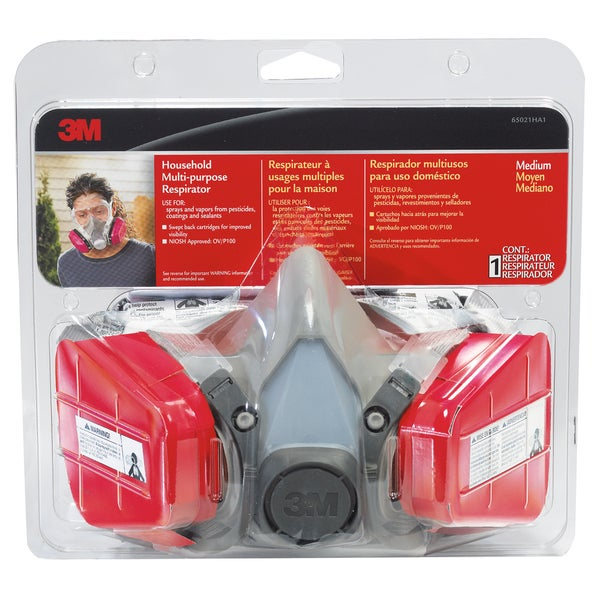 3M 65021HA1-C Household Multi Purpose Respirator