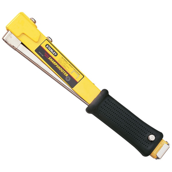 Stanley Hand Tools PHT150C Sharpshooter Hammer Tacker PHT150