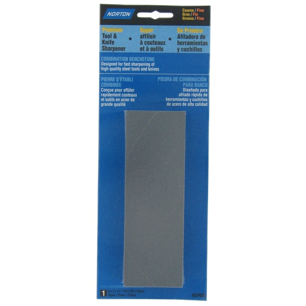 "Norton 87935 6"" Premium Tool & Knife Sharpener"