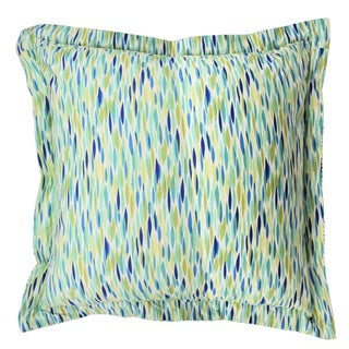 Waverly Marine Life Cotton Euro Sham