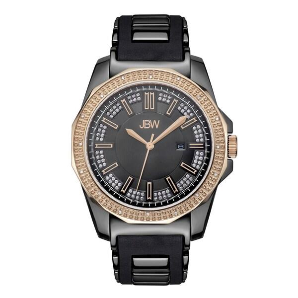JBW Men's Stainless Steel Diamond Regal J6332D Watch 18041445