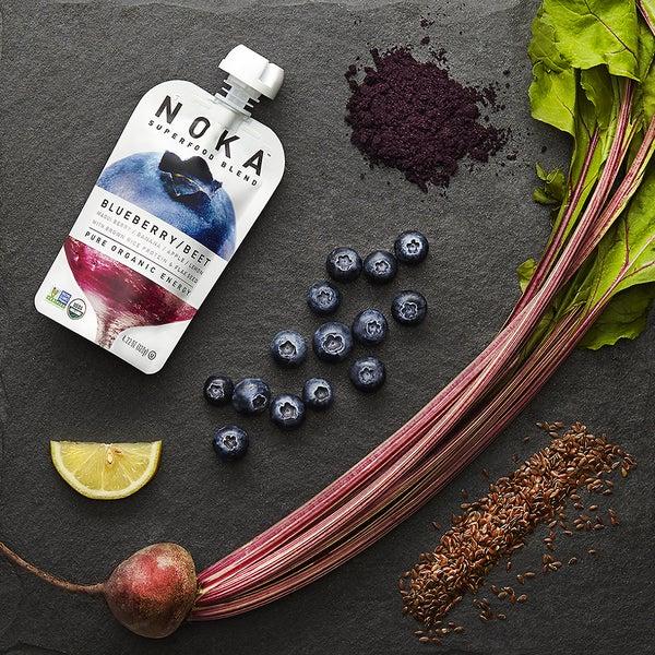NOKA Blueberry Beet Superfood Blend