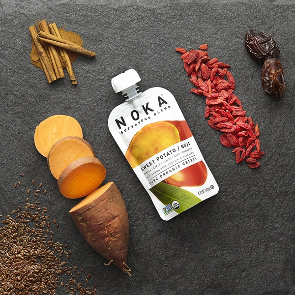 NOKA Sweet Potato Goji Superfood Blend