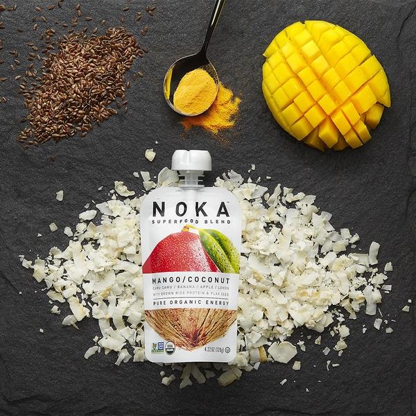NOKA Mango Coconut Superfood Blend