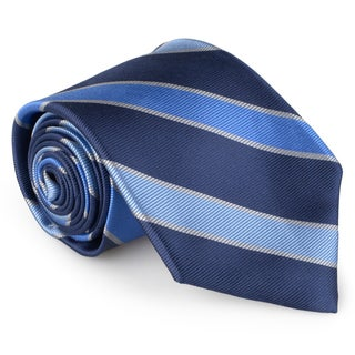 Tommy Bahama Men's Handmade Striped Silk Tie