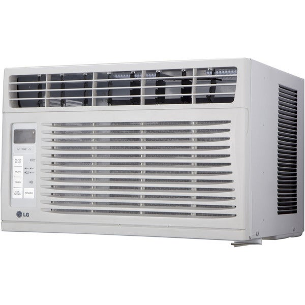 LG LW6015ER 6,000 BTU 115V Window-mounted White Air Conditioner with Remote Control 18042212