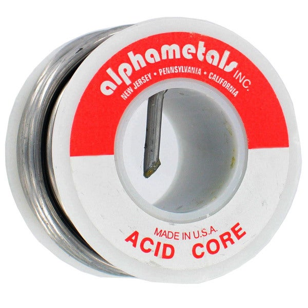 Alpha Fry AM12055 General Purpose Acid Core Solder