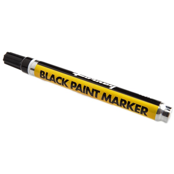 Forney 60313 Black Paint Marker