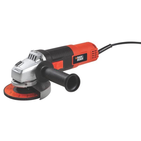 "Black & Decker Power Tools BDEG400 4-1/2"" 6.5 Amp Angle Grinder"