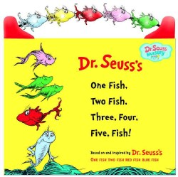One Fish, Two Fish, Three, Four, Five Fish (Board book)