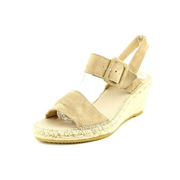 Vidorreta Women's 'Jean' Regular Suede Sandals
