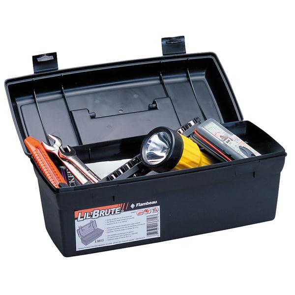 "Flambeau 13815 13"" Zerust Tool Brute Tool Box"