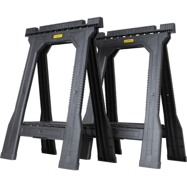 Stanley STST60952 Folding Sawhorses 2-count