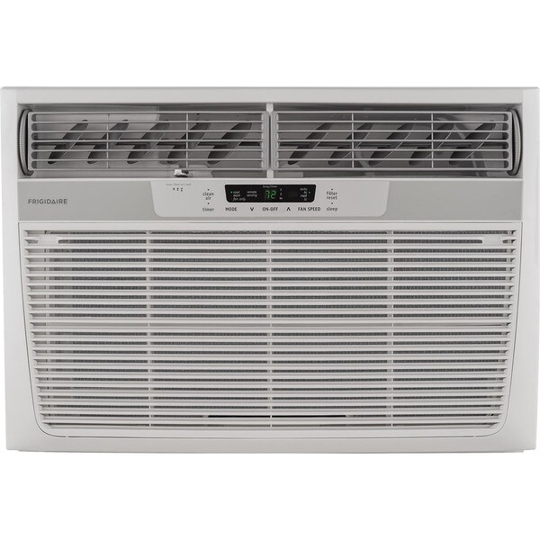 Frigidaire FFRA2822R2 28,000 BTU 230V Window-mounted Heavy-duty Air Conditioner with Temperature Sensing Remote Control