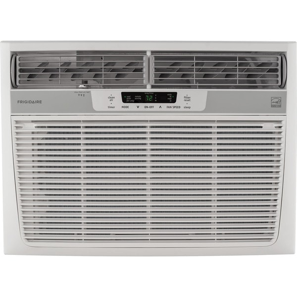 Frigidaire FFRE2233S2 22,000 BTU 230V Window-mounted Heavy-duty Air Conditioner with Temperature Sensing Remote Control