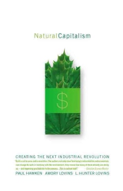 Natural Capitalism: Creating the Next Industrial Revolution (Paperback)