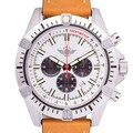 Zentler Freres Ravenmocker Pilot's Chronograph Men's Miyota OS20 Movement Genuine Leather Swiss Chronograph Watch