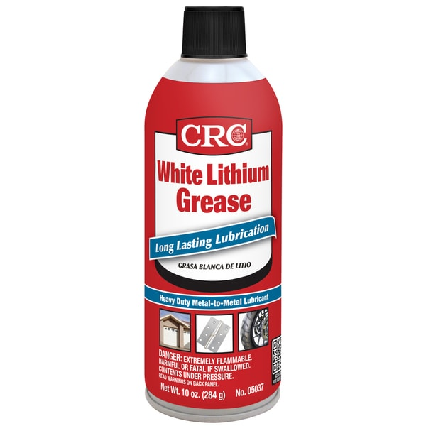 CRC 05037 10 Oz White Lithium Grease