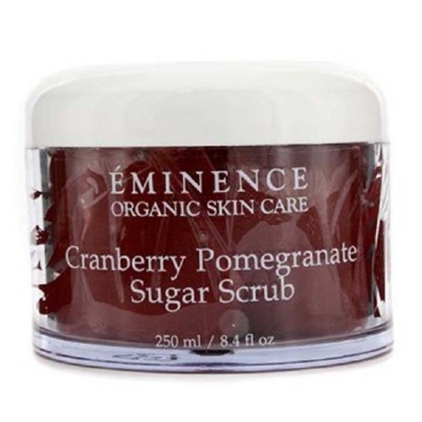 Eminence 8.4-ounce Cranberry Pomegranate Sugar Scrub