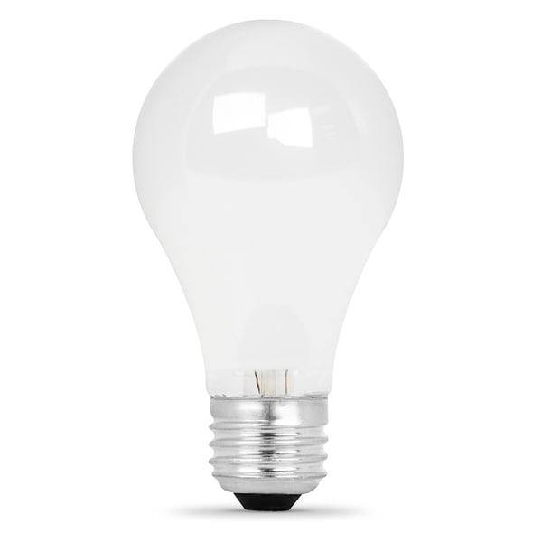 Feit Electric Q72A/W/4/RP 72 Watt A19 Halogen Bulb Pack 4-count