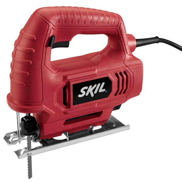 Skil 4295-01 4.5 Amp Keyless U Shank Variable Speed Corded Jigsaw