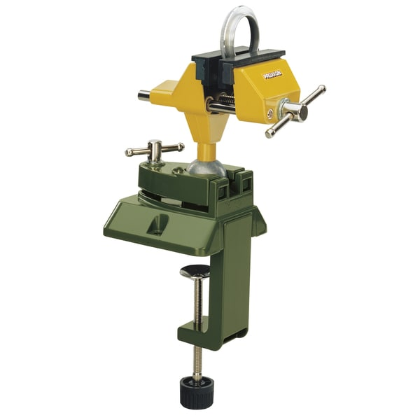Proxxon 28608 Precision Vise With Clamp