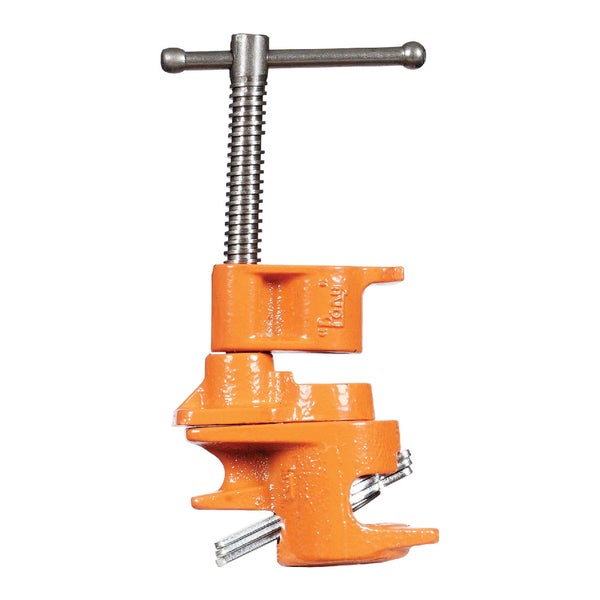 "Adjustable Clamp 52 1/2"" Pony Steel Pipe Clamp Fixtures"