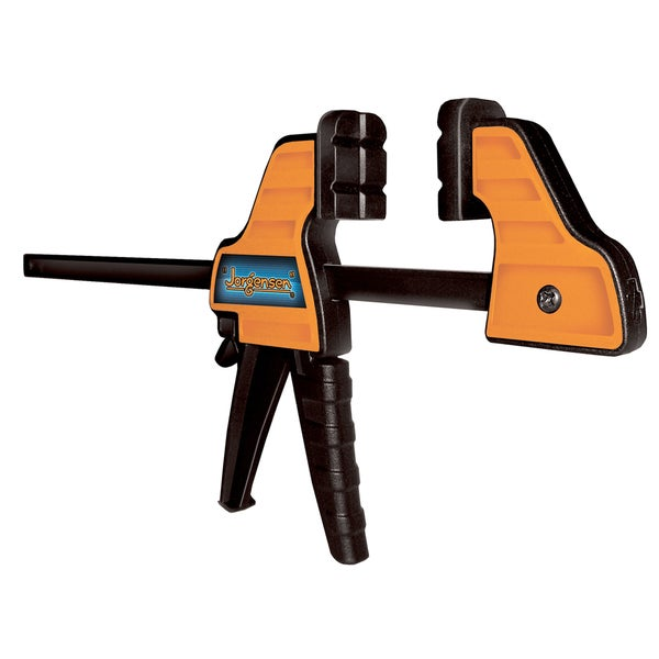 "Adjustable Clamp 33808 8"" Micro Bar Clamp"