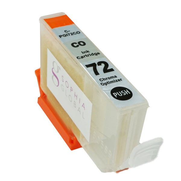 Sophia Global Compatible Ink Cartridge Replacement for PGI-72 (1 Chroma Optimizer)