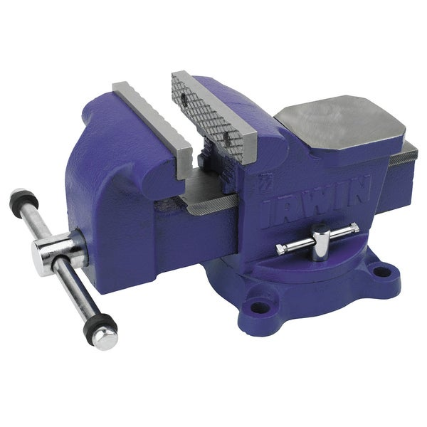 "Irwin 226304ZR 4"" Heavy Duty Vise"