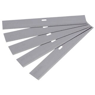 "QEP 62901Q 4"" Stripper Blades 5-count Carded"
