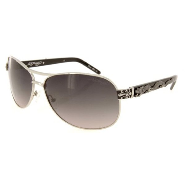 Ed Hardy EHA Diving Dragon Black Sunglasses