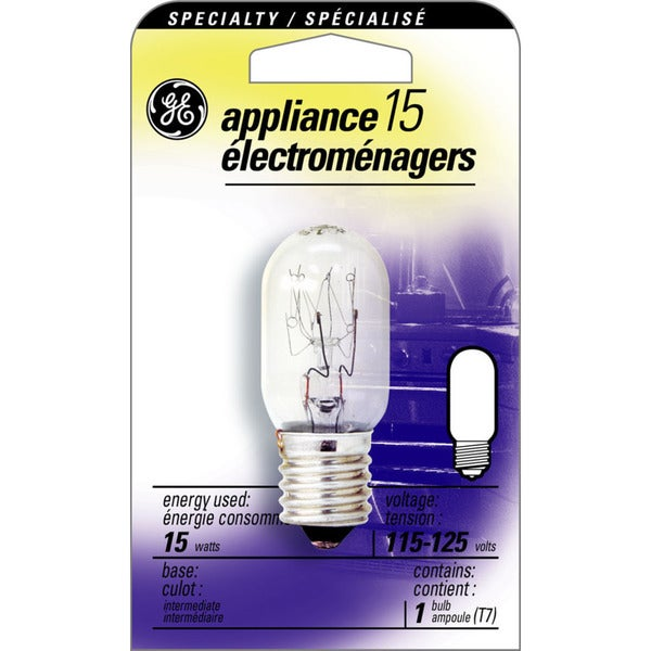 GE Lighting 35153 T7 Appliance Light Bulb