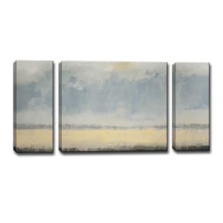 Ready2HangArt Norman Wyatt Jr. 'Warm Coastal Breeze' 3-piece Canvas Art Set