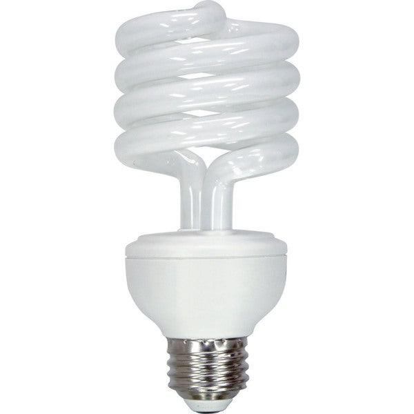 GE Lighting 89624 26 Watt Energy Smart Dimmable Spiral CFL Light Bulb