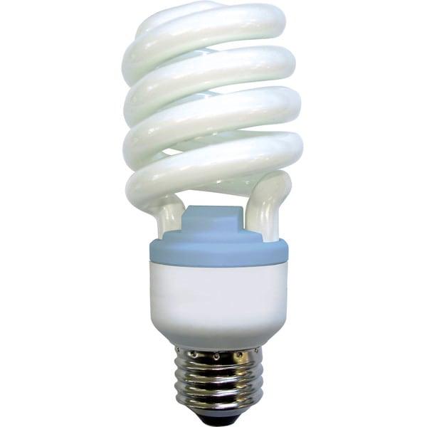 GE Lighting 75408 26 Watt Spiral Reveal CFL Light Bulb