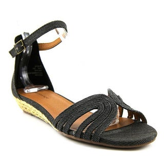 GH Bass and Co Women's 'Tia' Fabric Sandals