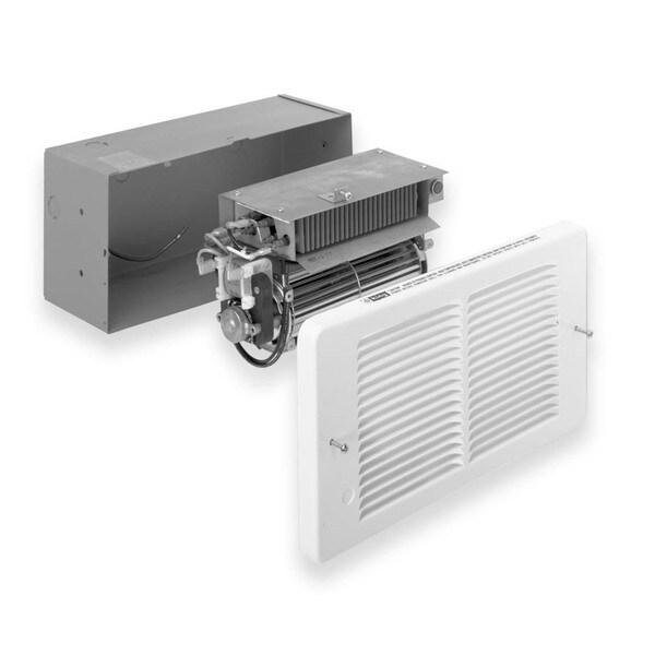 King Electrical PAW2422 2250 Watt 7680 BTU Pic-A-Watt Compact Electric Wall Heater