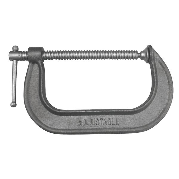"Adjustable Clamp 1460-C 6"" Adjustable C Clamps"