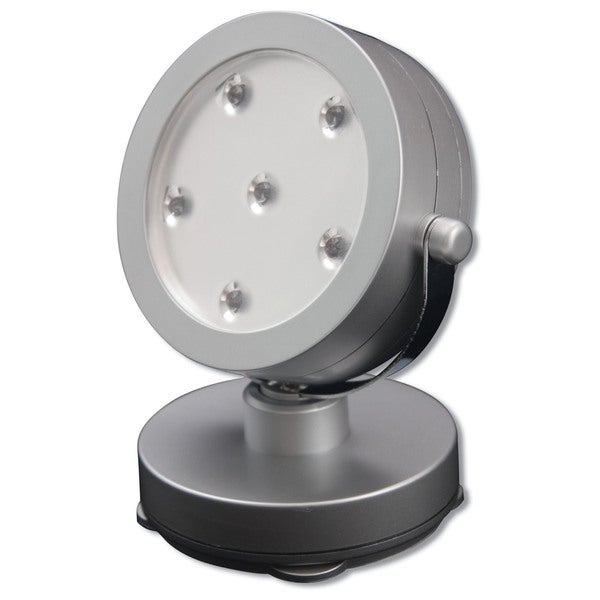 Rite Lite LPL720 Grey 6 LED Spot Light