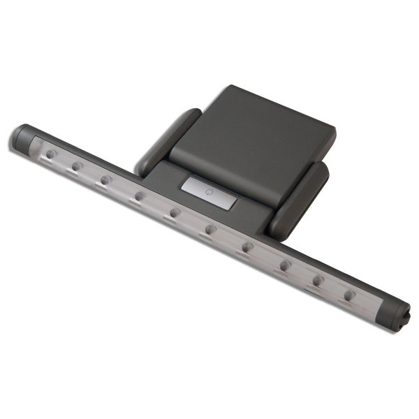 Rite Lite LPL696 Grey 10 LED Slim Light