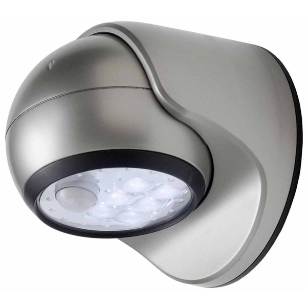 Fulcrum Products Inc 20031-101 6 LED Battery Operated Porch Light